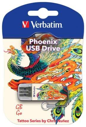 USB-флешка Verbatim Tattoo Edition 49883