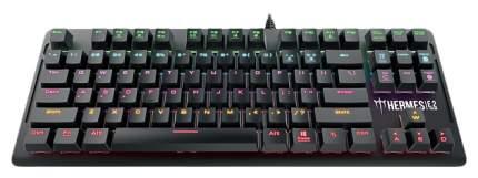 Игровая клавиатура Gamdias Hermes E2 Black