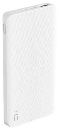 Внешний аккумулятор Xiaomi ZMi QB810 10000 mAh White