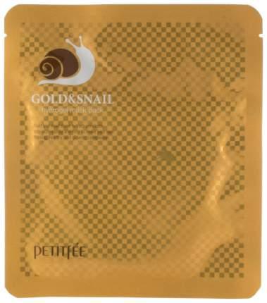 Маска для лица Petitfee Gold & Snail Hydrogel 30 гр
