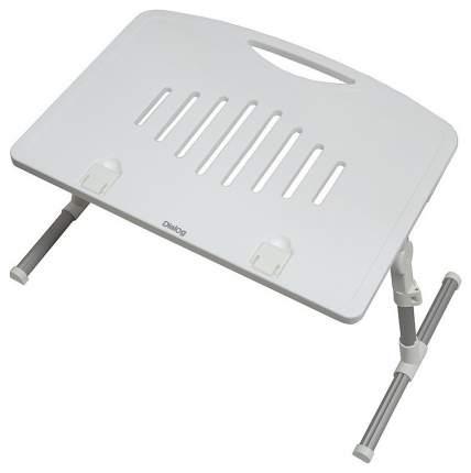 Столик для ноутбука Dialog MD-15 White