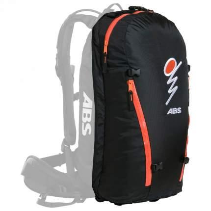 Лавинный рюкзак + 2 баллона ABS Vario Ultralight черный, 18 л