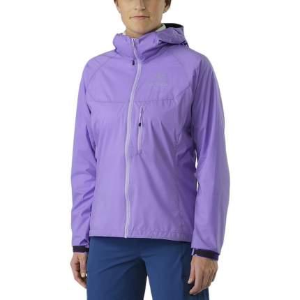 Спортивная куртка женская Arcteryx Squamish Hoody, hiacinth, S