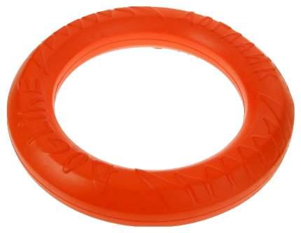 Апорт для собак DOGLIKE Кольцо 8-мигранное DL малое, оранжевый, 20 см