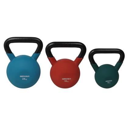 Гиря для кроссфита Harper Gym NT170B 16 кг