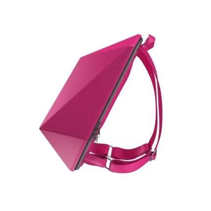 Рюкзак City Vagabond Superhero Backpack розовый