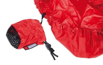 Чехол на рюкзак Tatonka Rain Flap 40-55 л M красный
