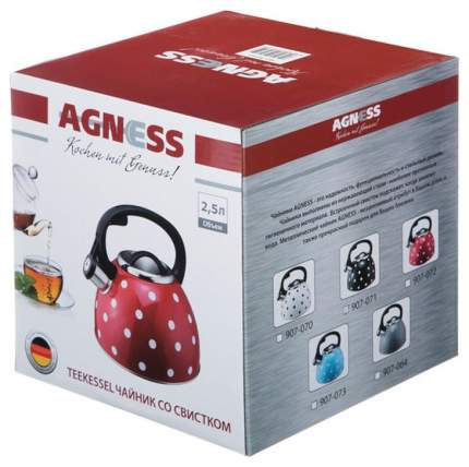 Чайник Agness 907-070