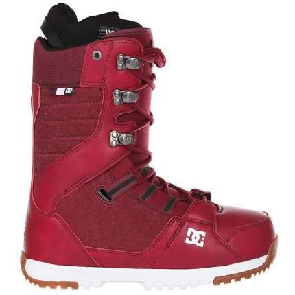 Ботинки для сноуборда DC Mutiny 2019, красные, 27.5