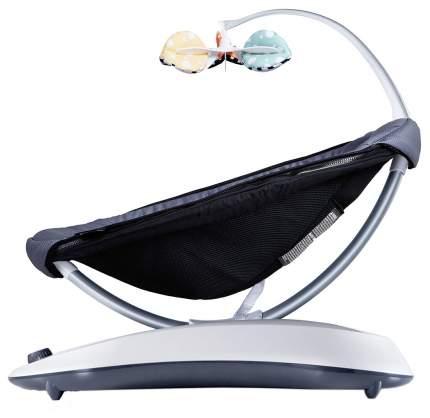 4moms кресло-качалка rockaroo графитовый меш