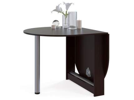 Кухонный стол СОКОЛ СП-12 86-154,8х90х74 см венге