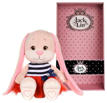 Мягкая игрушка животное Jack&Lin Зайка JL-051937-25