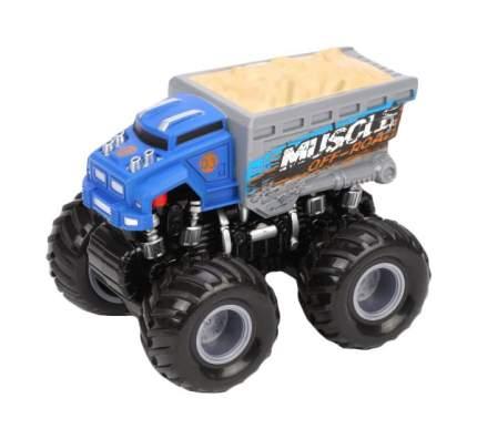 Машина инерционная, Внедорожник, с 4-мя ведущими колёсами, вращение 360º, в ассортименте