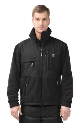Куртка мужская Bask Stewart V2, черная, M INT