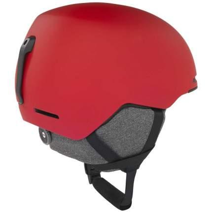 Горнолыжный шлем Oakley Mod1 2020, красный, M