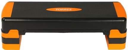 Степ-платформа Torres AL1023 3 уровня серая