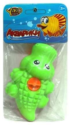 Крокодильчик заводной Наша игрушка