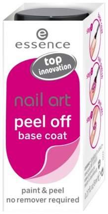 Базовое покрытие для ногтей Essence Peel Off Base Coat