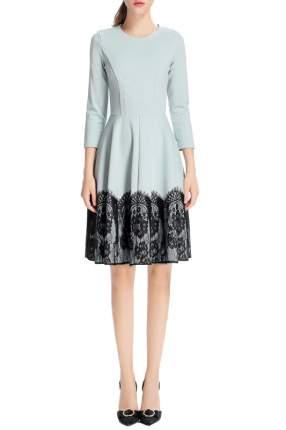 Платье женское Apart 75002 зеленое 38 DE