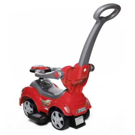 Каталка детская Babycare Cute Car цв.красный