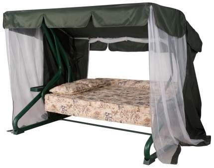 Качели садовые Удачная мебель Капри зеленый A 13 G,201