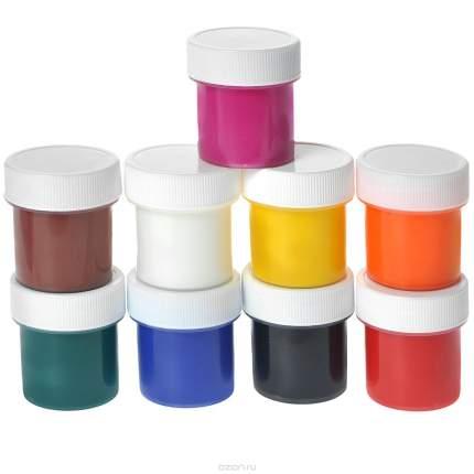Гуашь ErichKrause для детского творчества 9 цветов