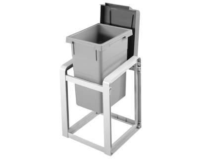Мусорный контейнер Hailo TOPdesign L, 24л., Пудро-розовый, арт. 0526-450