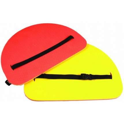 Сидушка WoodLand Place-8 желтая/красная 38 x 28 x 0,8 см