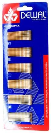 Аксессуар для волос Dewal CL3011B-2 50 мм Волна Бронза 60 шт