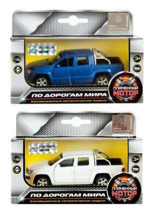 Коллекционная модель Пламенный мотор Volkswagen Amarok