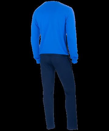 Спортивный костюм Jogel JCS-4201-971, темно-синий/синий/белый, L INT