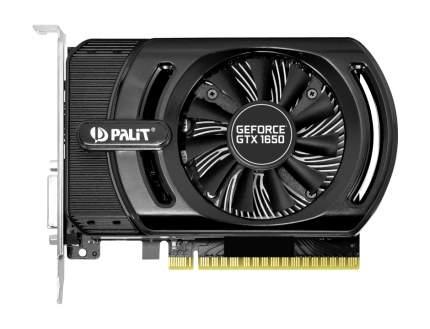 Видеокарта Palit GeForce GTX 1650 StormX OC