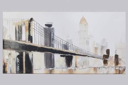 Репродукция 120x60 см Hoff Мост