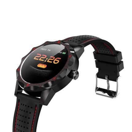 Смарт-часы Colmi SKY1 (черно-красный)