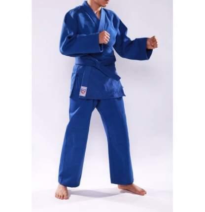 Кимоно для Дзюдо синее (размер 28-30 рост от 123 до 128)
