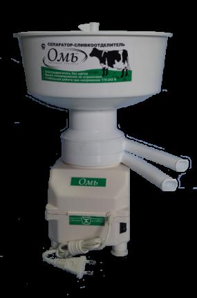 Сепаратор молока ОМЬ