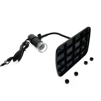 Цифровой USB-микроскоп с подставкой ESPADA SU1000x c камерой 1,3 МП и увеличением 1000x