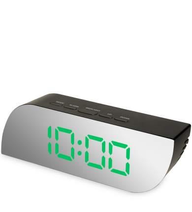 Часы электронные зеркальные мал. (зеленая подсветка) ЯЛ-07-10/1