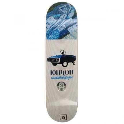 """Дека для скейтборда Union """"Toy"""", размер 7.875x31.5, конкейв low"""