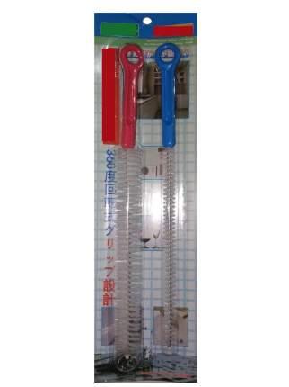 Набор ёршиков для чистки труб FX.MAO, 2 шт (Цвет 1: Фуксия, Цвет 2: Синий)