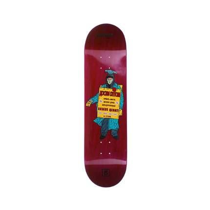 "Дека для скейтборда Union ""Advertise"", размер 8.25x32, конкейв medium"