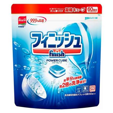 FINISH Таблетки для посудомоечных машин, 60х5 гр.