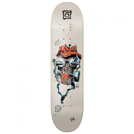 "Дека для скейтборда Union ""Mask"", размер 8.25x31.875, конкейв medium"