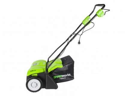 Электрический аэратор Greenworks GDT35 2505007