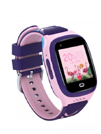 Детские умные смарт-часы Smart Baby Watch LT31E (Розовый)