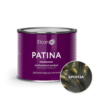 Декоративная патина Elcon Patina Бронза 0,2 кг
