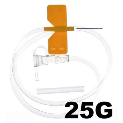 Игла-бабочка SFM 25G (0,50х19мм) 100 штук