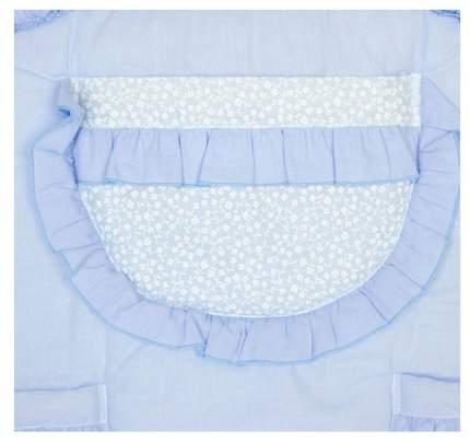 Карман на кроватку L'Abeille Светик голубой