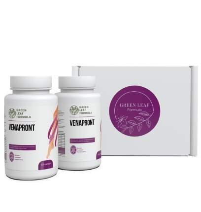 Набор VENAPRONT 2 шт. Green Leaf Formula Диосмин и Гесперидин капсулы 60 шт.