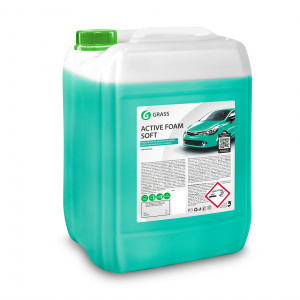 """Активная пена для мойки автомобиля """"Active Foam Soft"""" , 22 кг."""